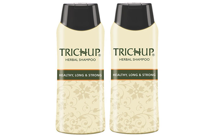 4. Trichup Herbal Shampoo