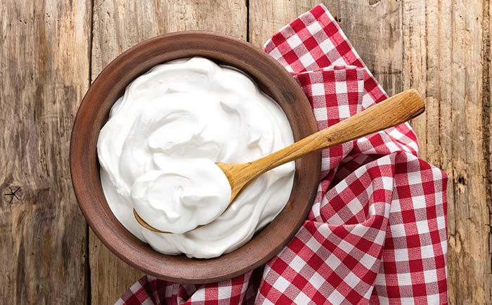 4. Yogurt