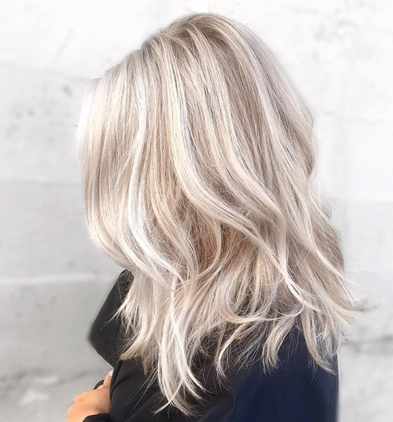 Blonde Hair With Platinum Highlights Best Image Of Blonde Hair 2018