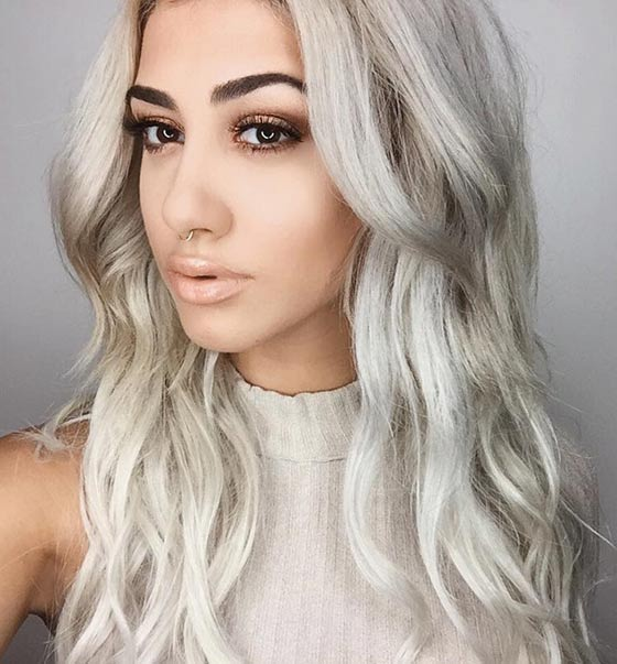 died hair styles hairstyles dye ideas hairstyles 4973