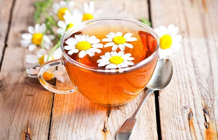 5. Chamomile Tea