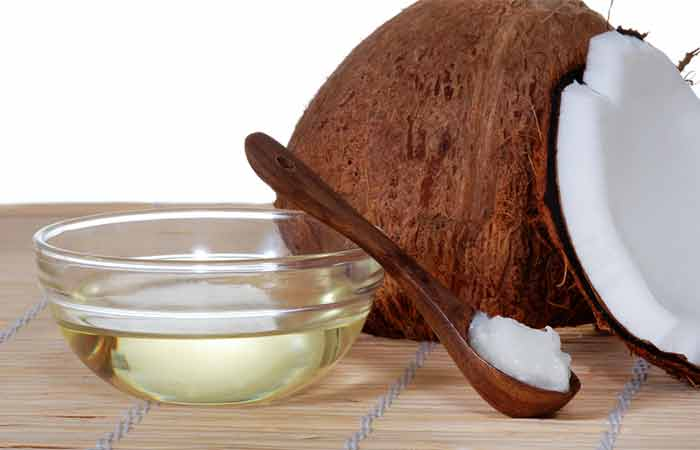 5. Coconut Oil
