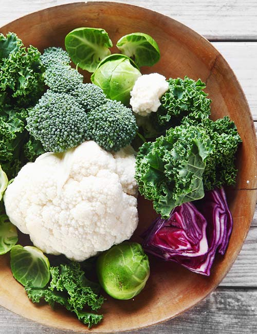 5. Cruciferous Vegetables
