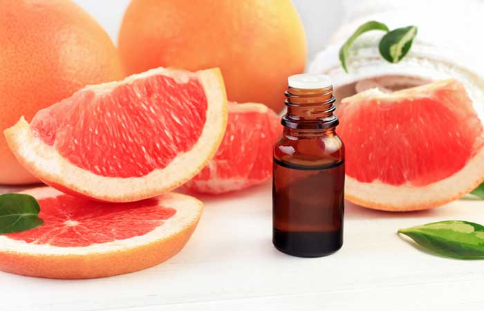 Home Remedies To Treat Food Poisoning - Grapefruit Seed Extract