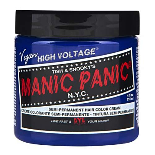 5. Manic Panic High Voltage Classic Cream Formula Hair Color