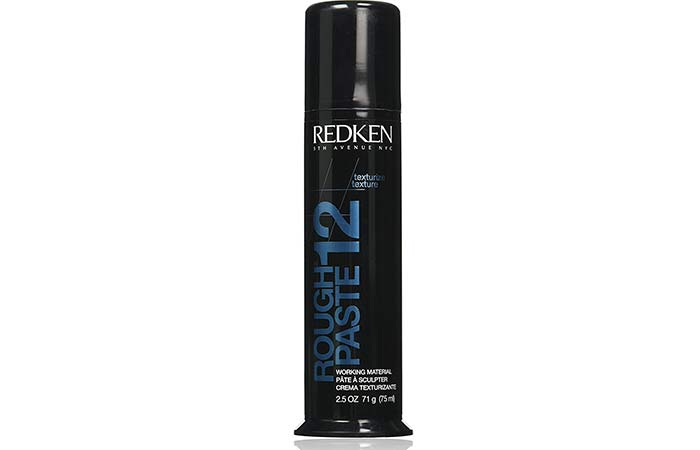 5. Redken Rough Paste 12 Working Material