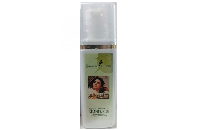 5. Shahnaz Husain Shamla Plus Hair Cleanser