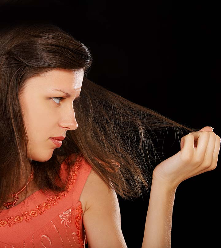 How To Make Weak Hair Stronger Using Natural Treatments