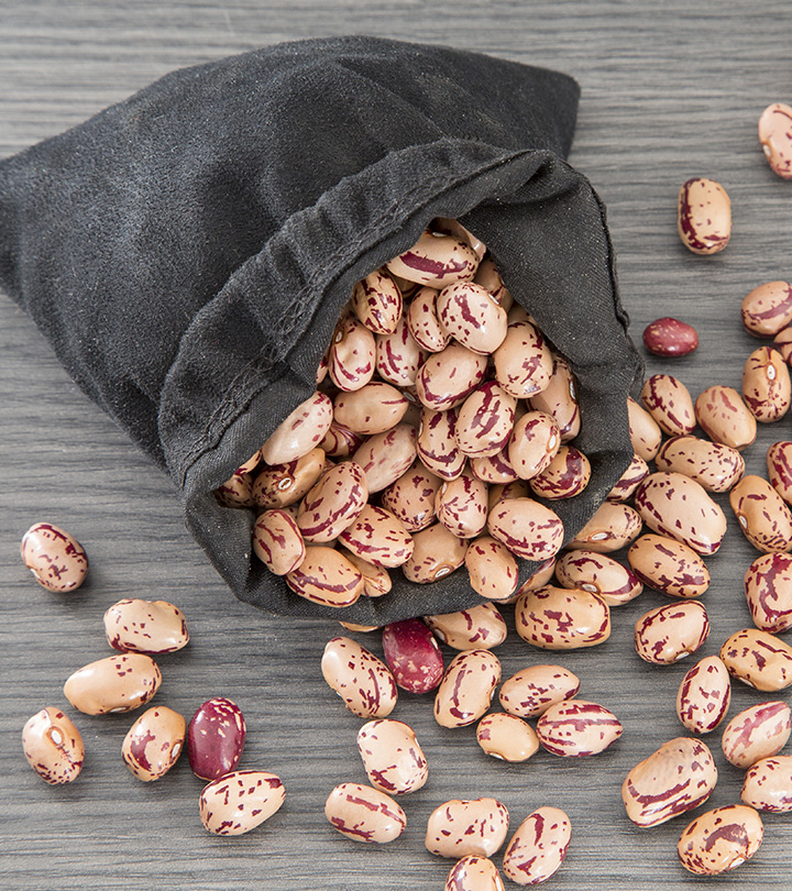 6 Amazing Benefits Of Pinto Beans