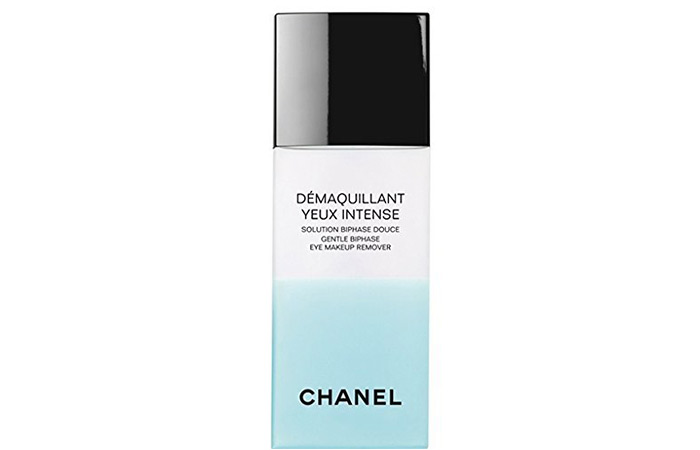 Chanel Gentle Bi-Phase Eye Makeup Remover - Best Eye Makeup Removers