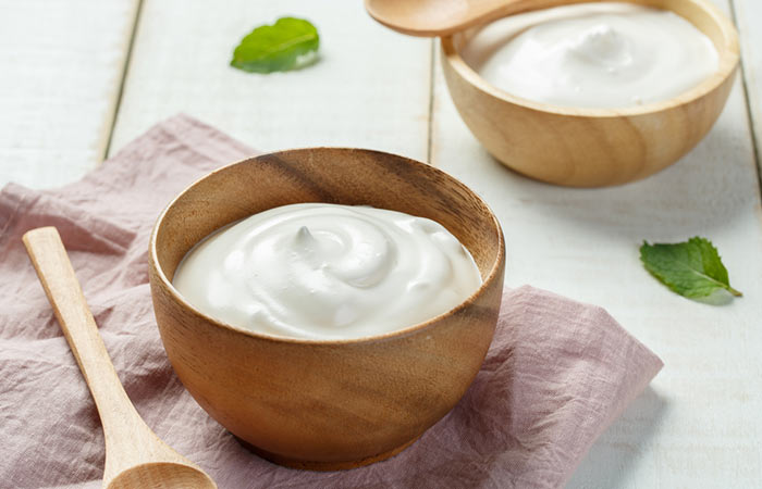 How To Increase Metabolism - Consume Yogurt