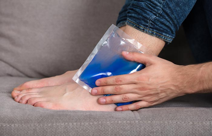 6. Hot Or Cold Compress