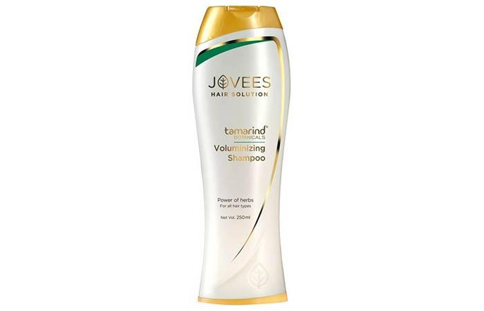 Hair Thickening Shampoos - Jovees Herbal Tamarind Volumizing Shampoo