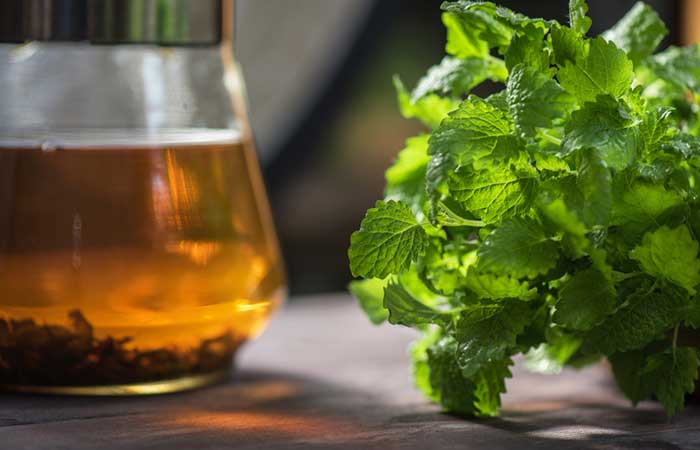 6. Lemon Balm For Insomnia