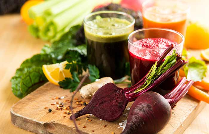 Natural Colon Cleanse - Raw Vegetable Juice