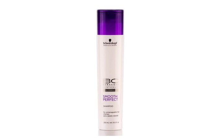 6. Schwarzkopf Bonacure Smooth Perfect Shampoo