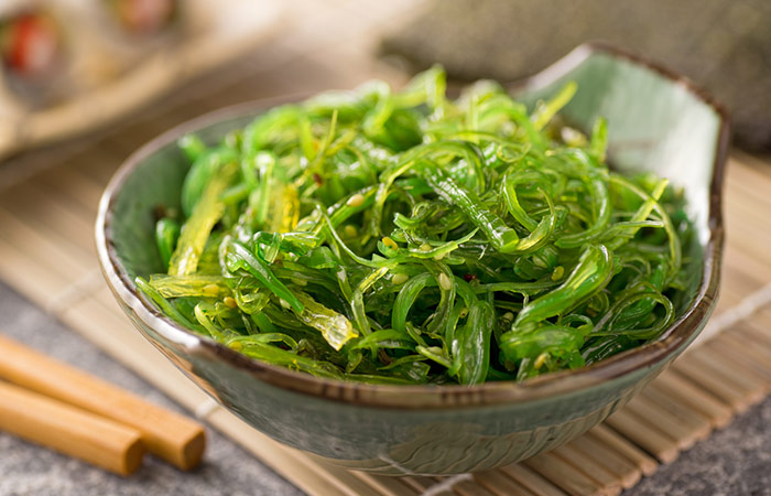 Foods To Eat To Treat Hypothyroidism - Seaweed