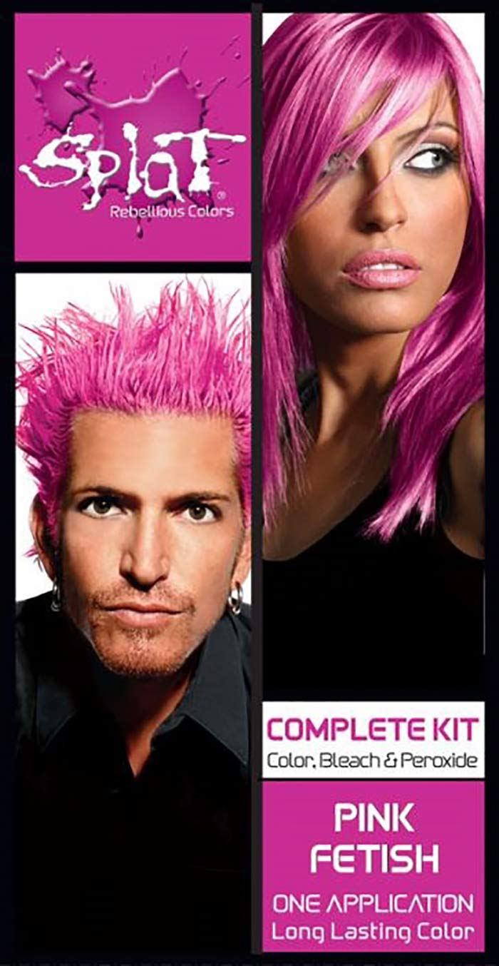 10 Best Pink Hair Colour Products For 2018