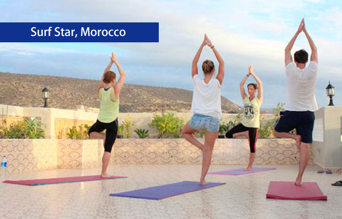 6. Surf Star, Morocco