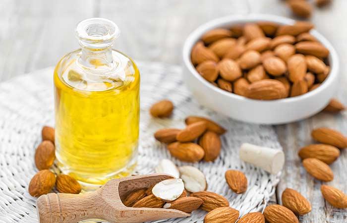 7.-Almond-Oil-For-Dark-Underarms