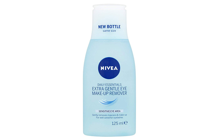 Nivea Visage Eye Makeup Remover - Best Eye Makeup Removers