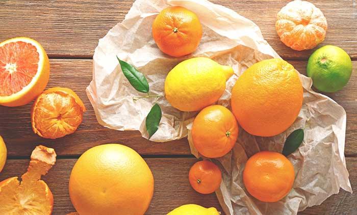7. Oranges
