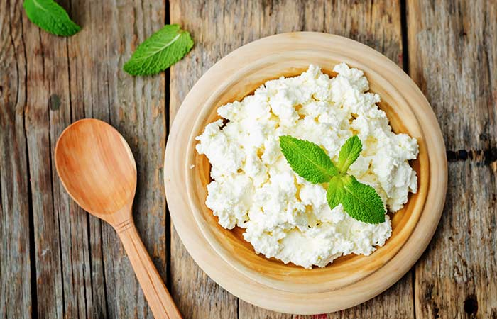 Glutamine Rich Foods - Ricotta-Cheese