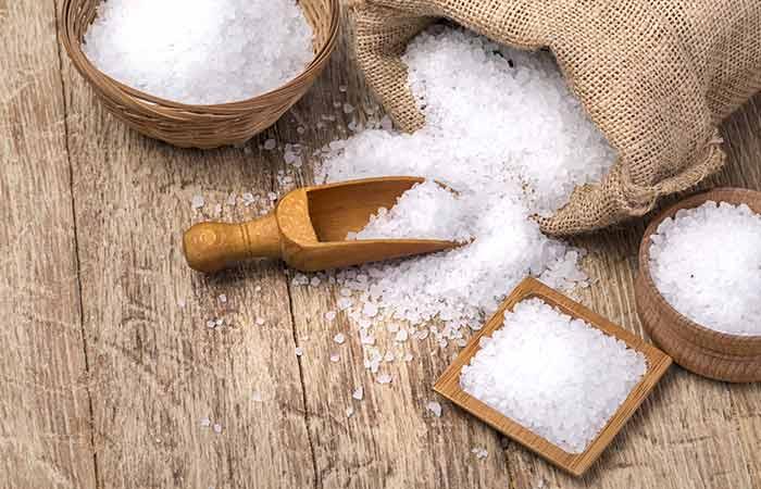 Natural Colon Cleanse - Sea Salt