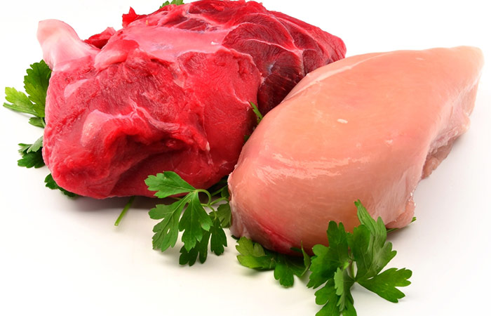 Foods To Eat To Treat Hypothyroidism - Beef and Chicken