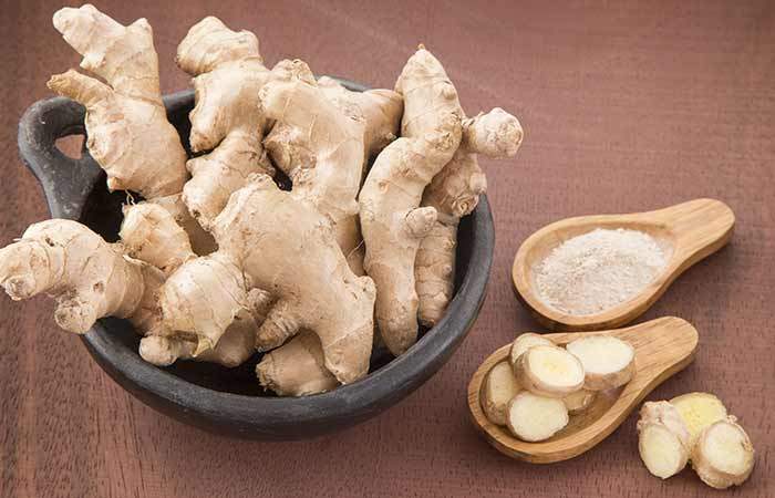 Natural Colon Cleanse - Ginger