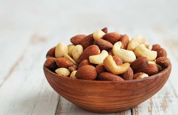 Glutamine Rich Foods - Nuts