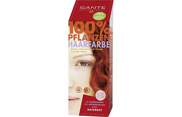 8. Sante Herbal Hair Color