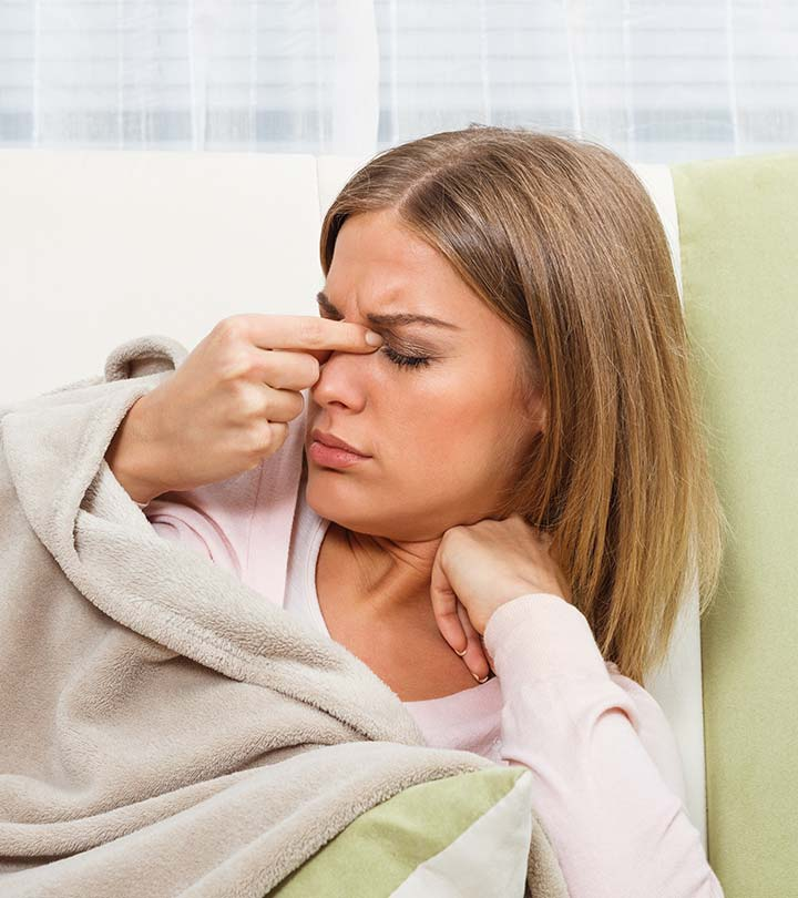 8 Effective Home Remedies To Treat Dry Nose