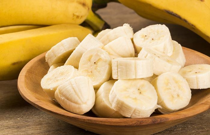 Home Remedies To Treat Food Poisoning - Bananas