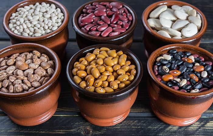 Glutamine Rich Foods - Beans