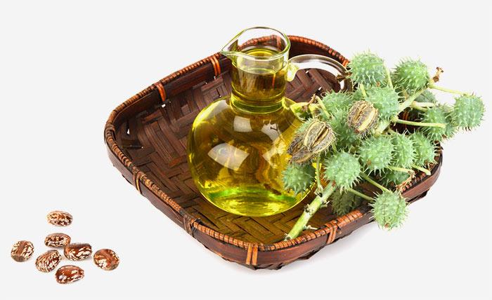 9. Castor Oil For Ingrown Hair