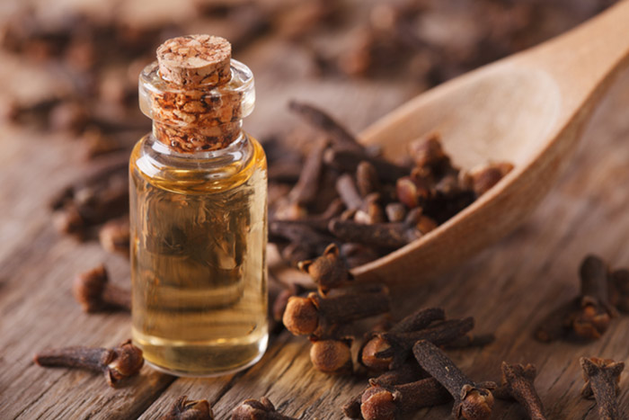 9. Clove Oil For Ulcers