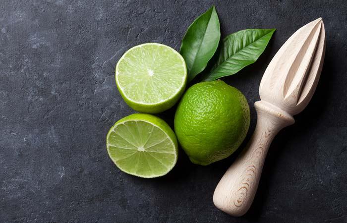 9.-Lime-Juice-On-Chickenpox