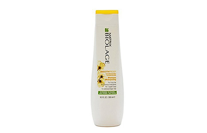 9. Matrix Biolage SmoothProof Shampoo