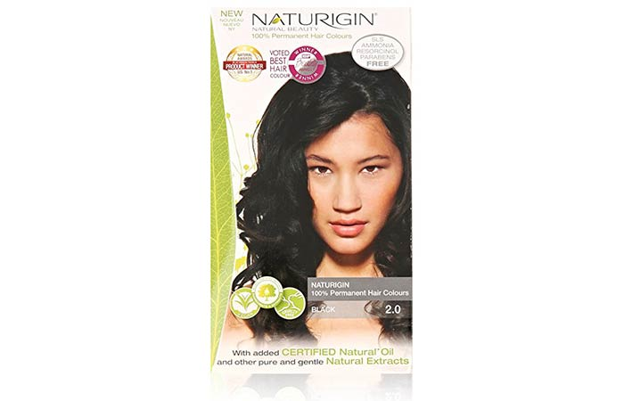 9. Naturigin Permanent Hair Color