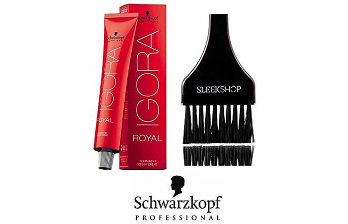 9. Schwarzkopf Igora Royal Hair Color