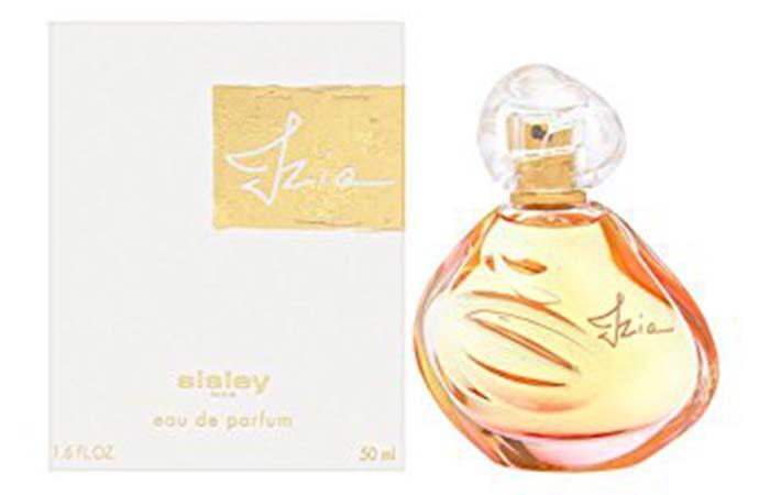9. Sisley Paris Izia Perfume