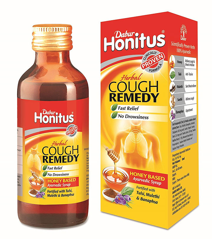 10 Best Herbal Cough Syrups Available In India 2018 Update
