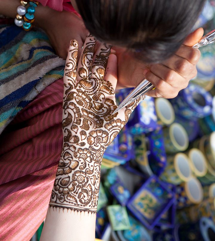 Adorable-Bisha-Mistry's-Mehndi-Designs-You-Should-Try-In-2018