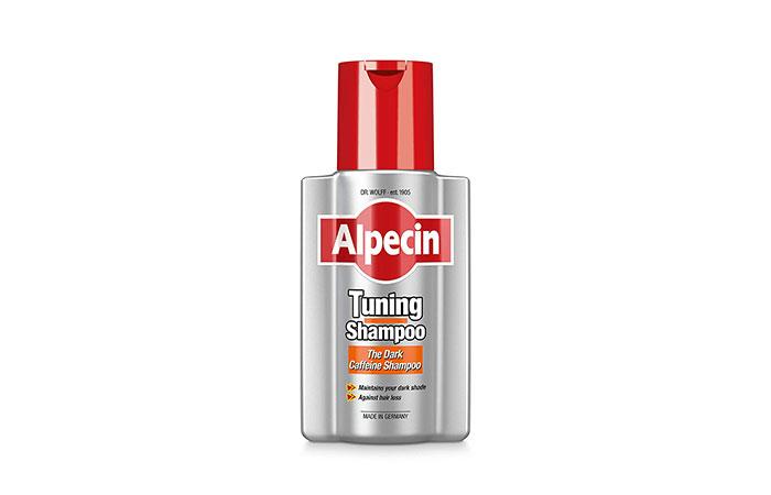 Alpecin Dark Caffeine Tuning Shampoo1