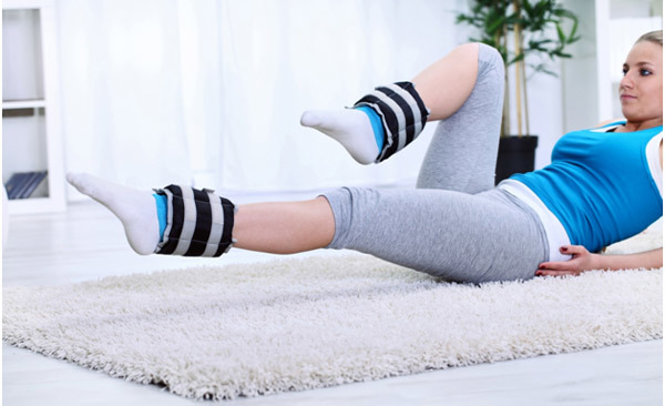 Ankle Weight Exercise