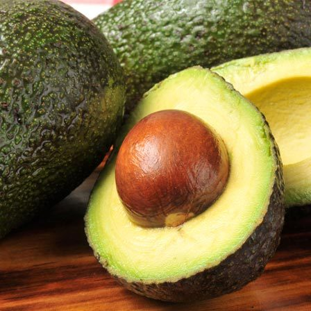 are avocados fruit fruit blood