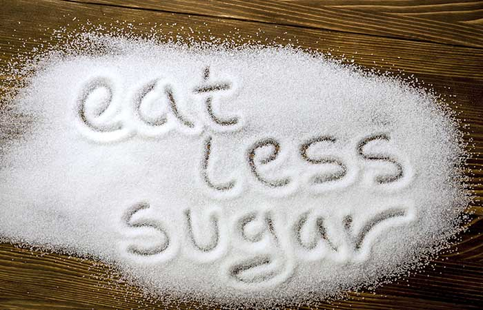 Avoid Refined Sugar