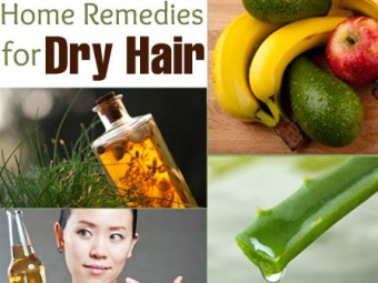 awesome home remedies for dry hair