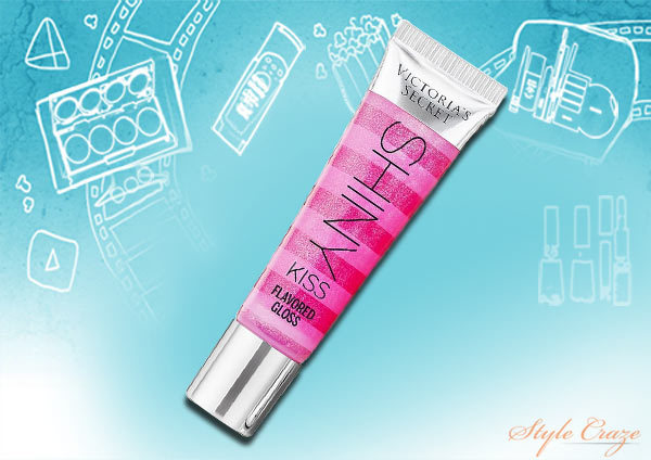 beauty rush shiny kiss flavored gloss
